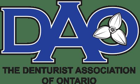 Denturist Association Ontario Logo