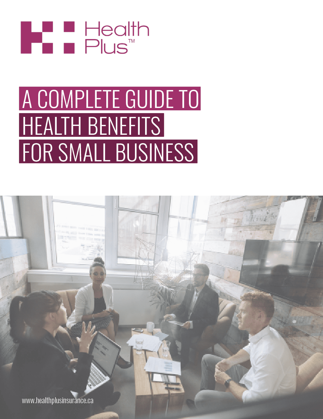 Health Benefits for Small Business